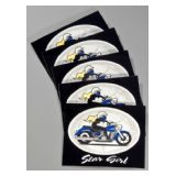 Yamaha Star Apparel & Gifts(2011). Decals & Graphics. Promotional Decals