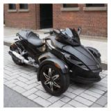 Can-Am Spyder Roadster Riding Gear & Accessories(2011). Bike Kits. Body Kit