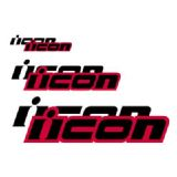 Icon Full Catalog(2011). Decals & Graphics. Promotional Decals